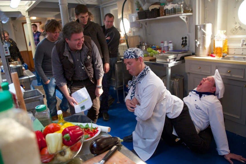 Фото кино кухня