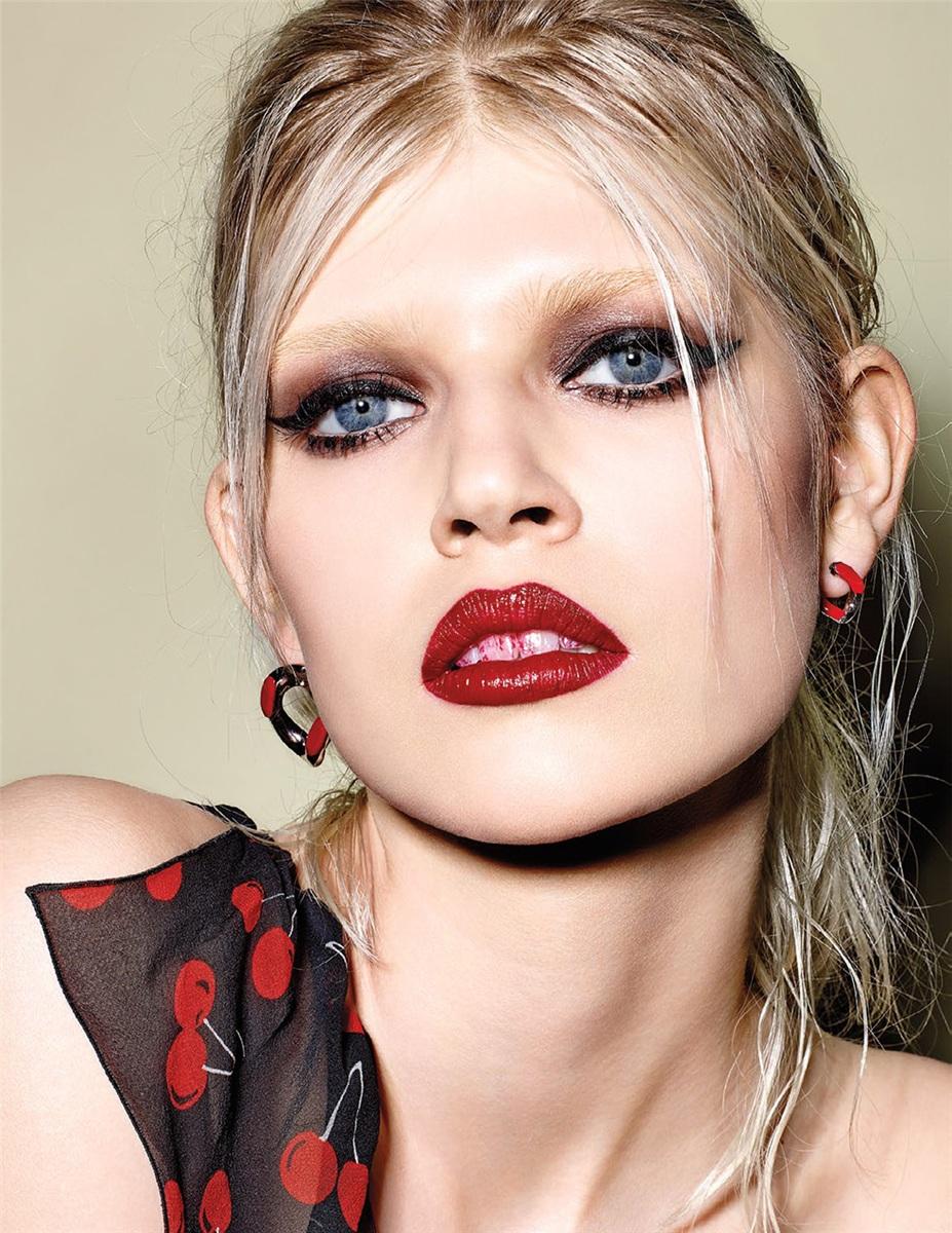 Ола Рудницка / Ola Rudnicka by Richard Burbridge in Vogue Italia february 2015