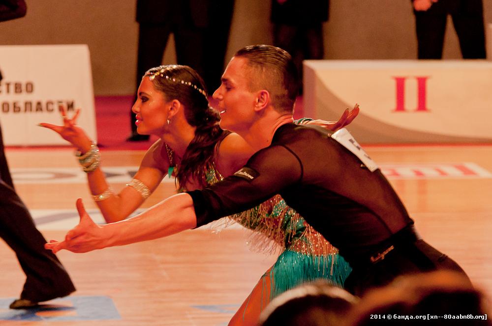 Кубок по бальным танцам / 2014