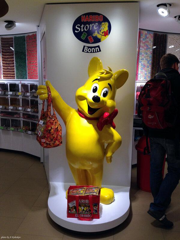 Бонн (Haribo store)