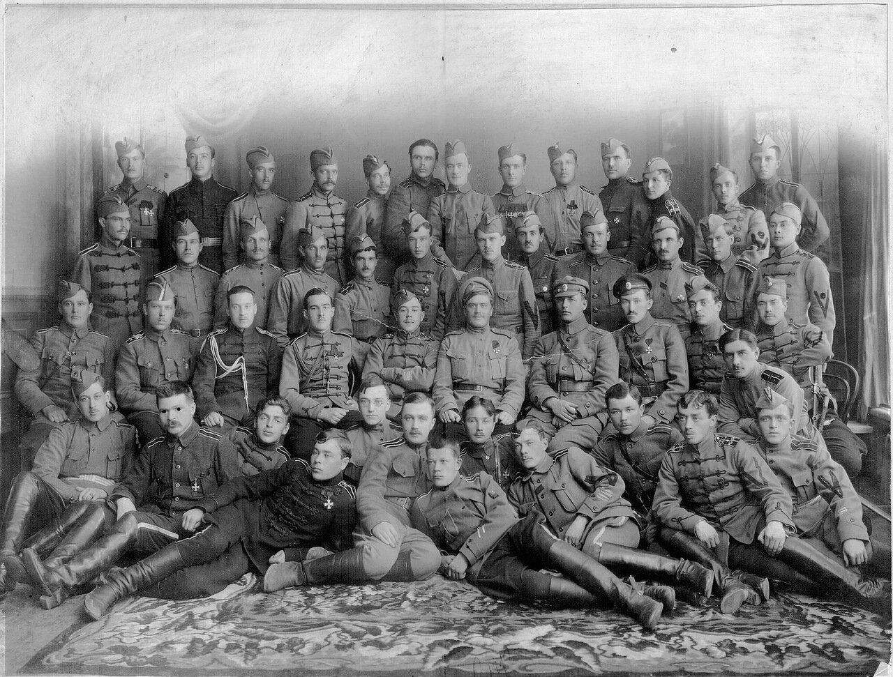 1-я Сибирская штурмовая бригада Урбанковского, входившая в подчинение Пепеляева
