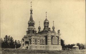 Вревская церковь.
