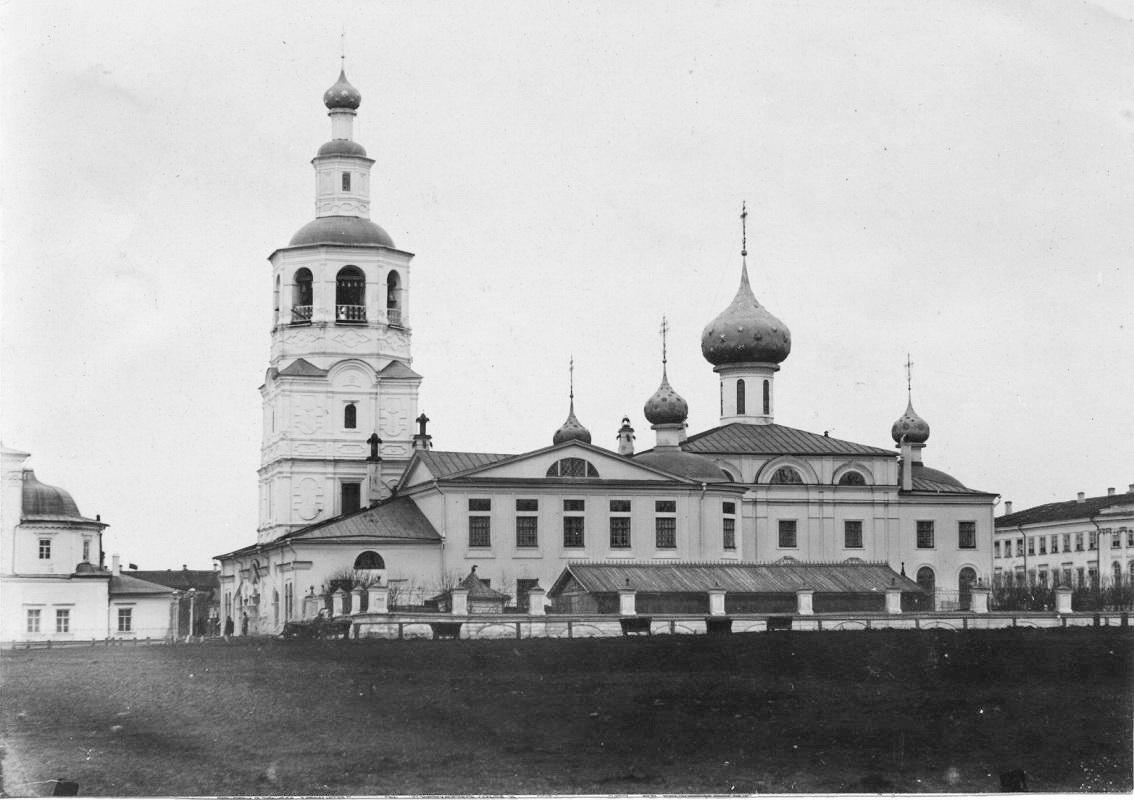 Спасская Всеградская церковь. Внешний вид