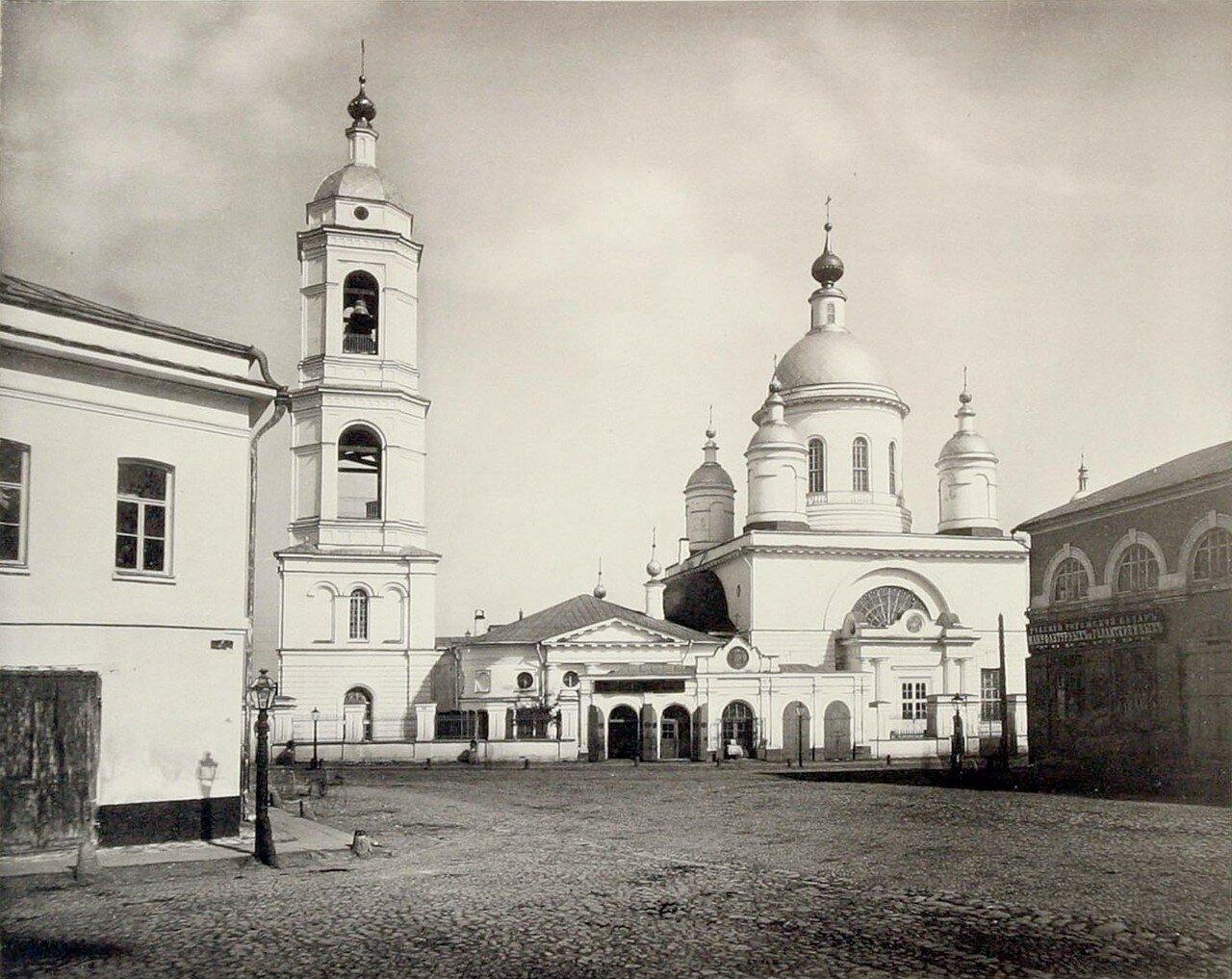 431. Церковь преподобного Сергия в Рогожской
