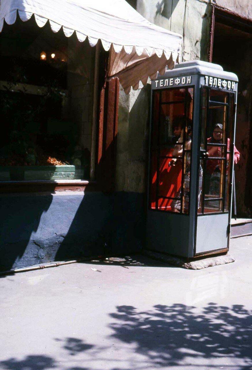 05. Москва. Телефонная будка