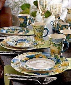 Multicolor ware