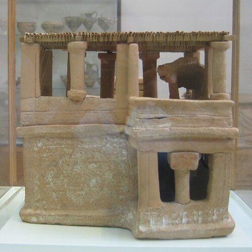 Керамический дом