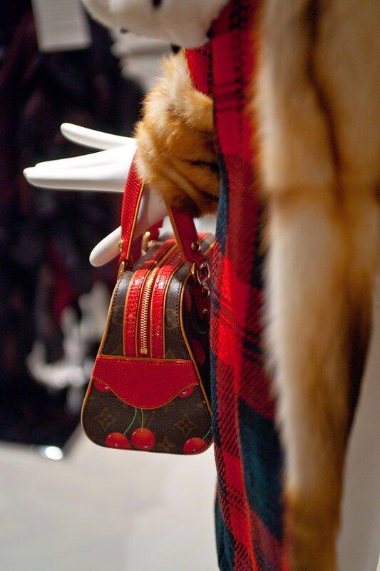Louis Vuitton: искусство моды photographer Kirill Kuzmin