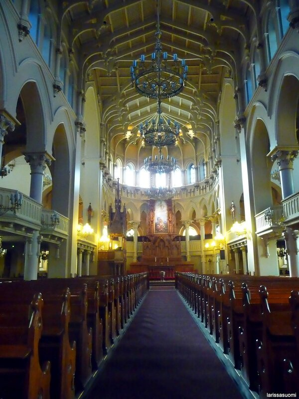 Общий вид церкви.