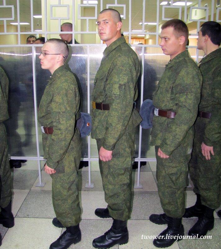 20-я мотострелковая бригада. Часть первая. Питание