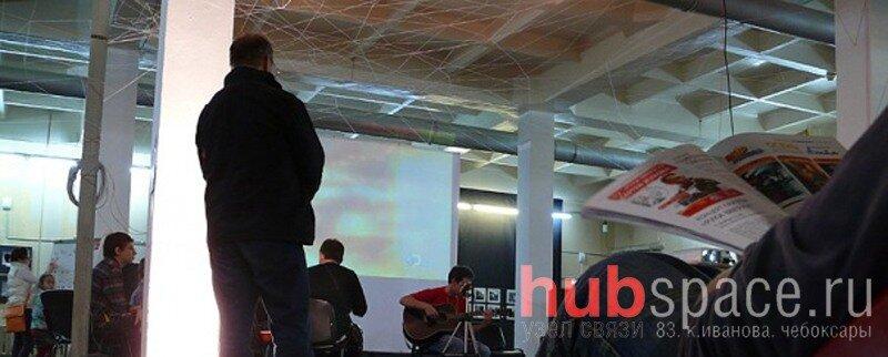 узел связи HUBspace