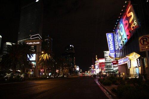 Улицы Лас-Вегаса, магазины