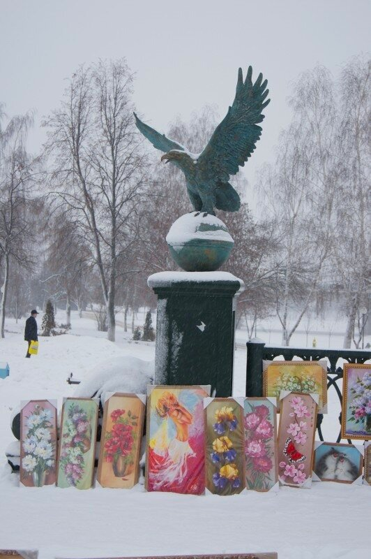 Орел, декабрь 2010
