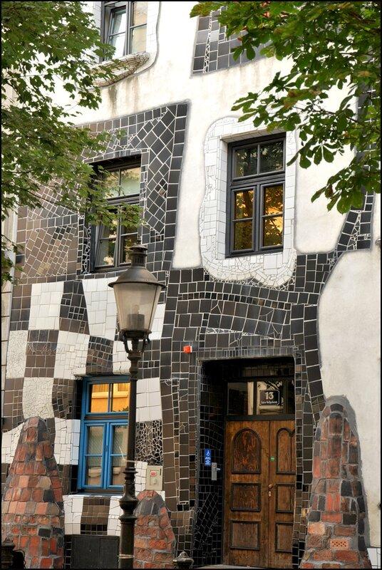 Дома художника Хундертвассера