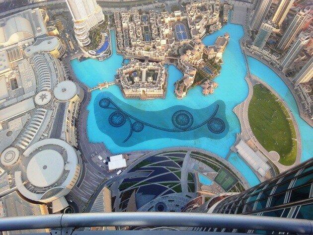 Фонтан Дубай (Dubai Fountain)