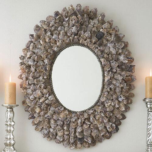 Декор из ракушек