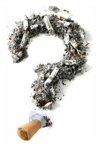 Борьба с курением  - или с курильщиками?