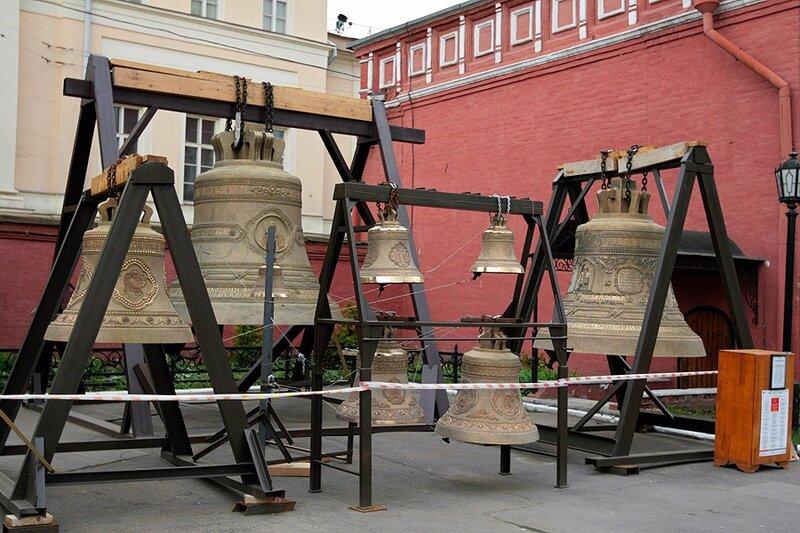 Высокопетровский монастырь в Москве