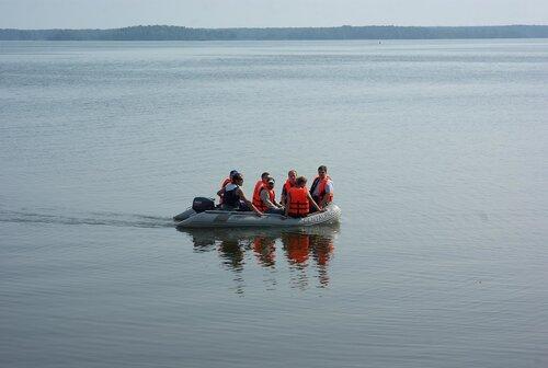 остров лодочный выборгский залив