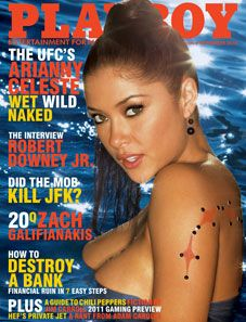 Арианна Челесте / Arianny Celeste UFC in Playboy USA november 2010
