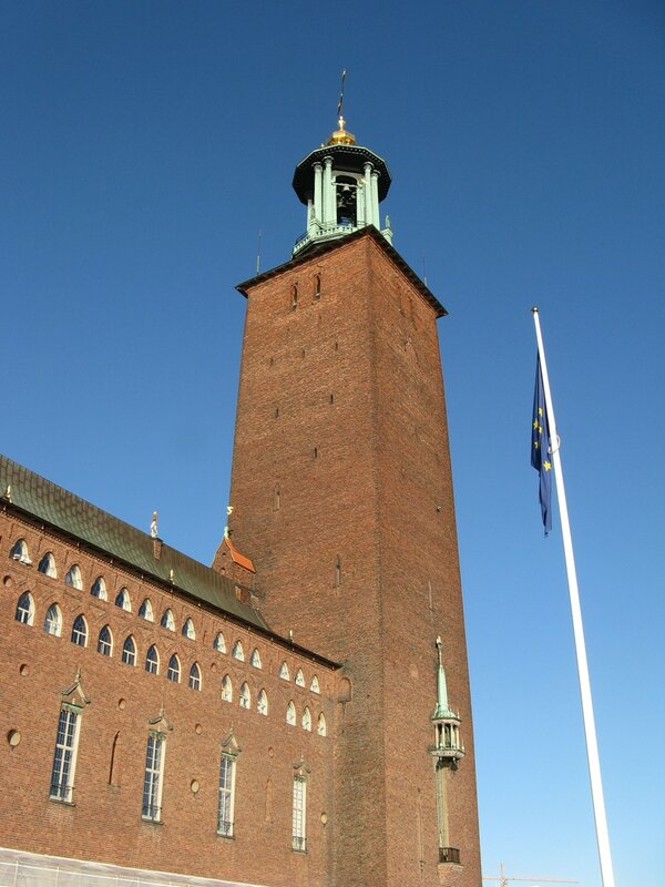 Stockholm City Hall (Stockholm stadshus)