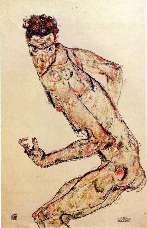 Эгон Шиле /  Egon Schiele