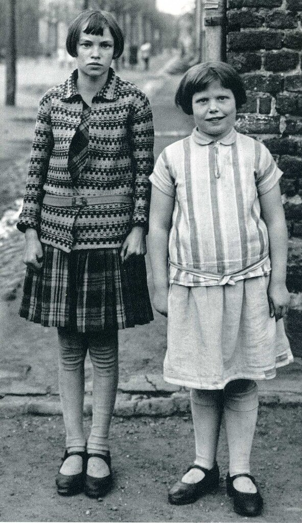 «Люди двадцатого века»-«Menschen des 20 Jahrhunderts» фото August Sander