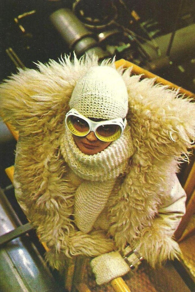 Elle French,December 1971
