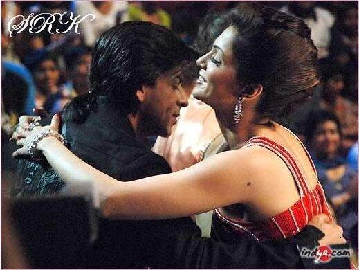 SRK & Isha Koppikar (Show Nach Baliye)