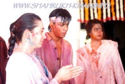 Шарукх Кхан и Каришма Капур
