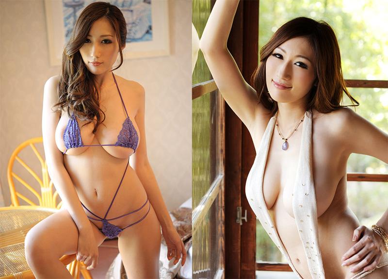 Японская порноактриса Julia Oppai