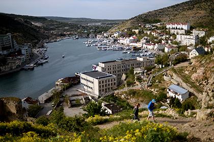 Российское туристическое ведомство призвало отдыхать в Крыму за нал