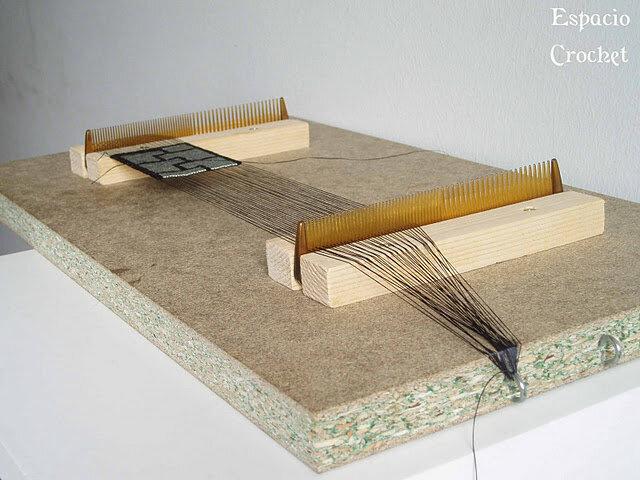 Станок для бисера плетения своими руками