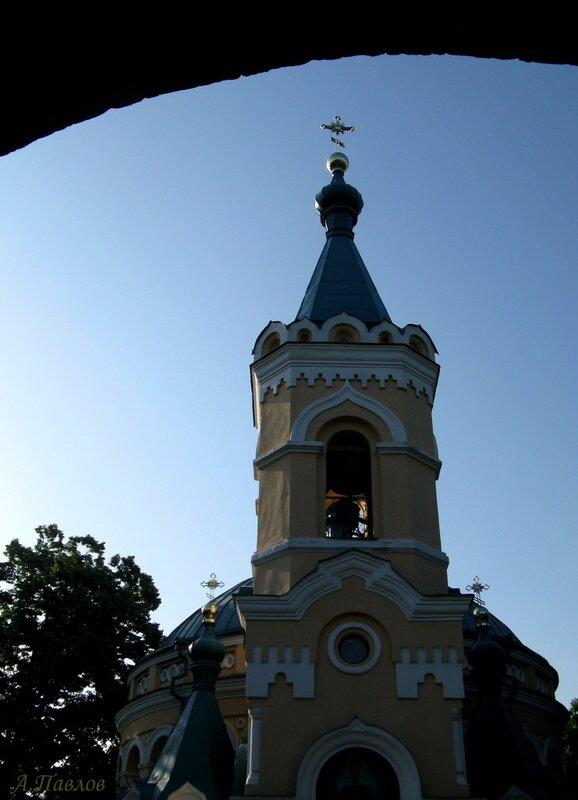 Унгены - храм Александра Невского (13).JPG