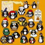 SK  Funny penguins