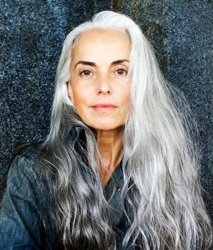 Молодые модели завидуют 59 летней француженке Жасмине Росси