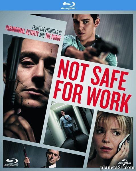 Не безопасно для работы / Not Safe for Work (2014/BDRip/HDRip)