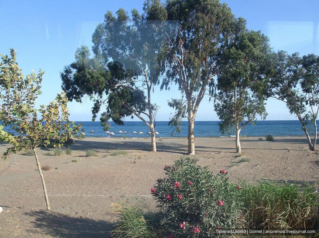 Побережье Средиземного моря. Турция