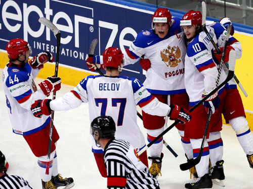BELARUS ICE HOCKEY WORLD CHAMPIONSHIP 2014