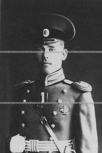 Подпоручик армейской артиллерии (портрет).