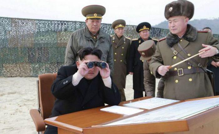 КНДР грозит «превратить впепел» Сеул ивоенную базу наГуаме