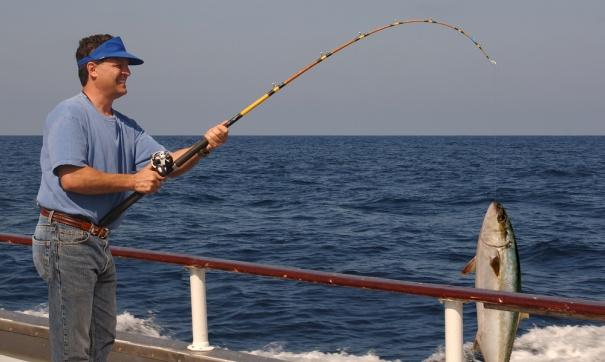 Рыбалку просят включить впрограмму Олимпиады вТокио