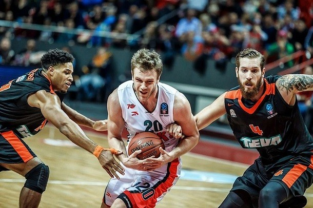 Баскетболисты «Локомотива-Кубани» разгромили дома иерусалимский «Хапоэль»