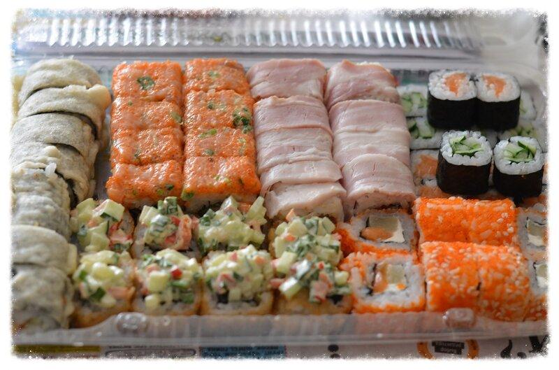 Доставка суши на дом в Тольятти, Тольятти