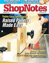 Журнал ShopNotes №133 January-February 2014