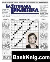 Журнал La Settimana Enigmistica № 4054 2009