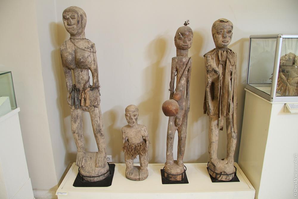 Сенегал, музей в Дакаре