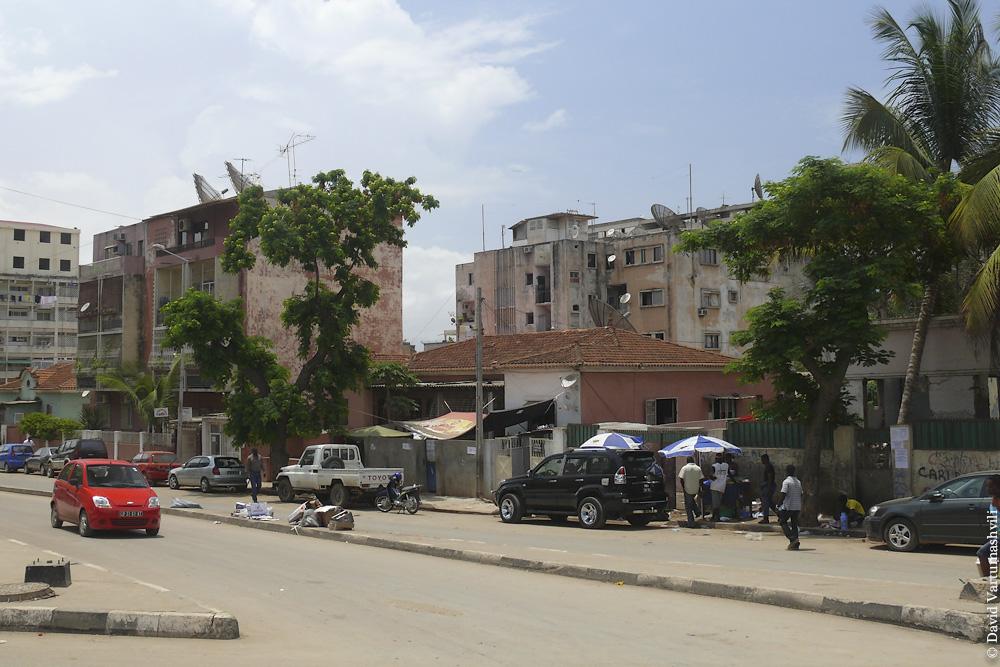Ангола, Луанда