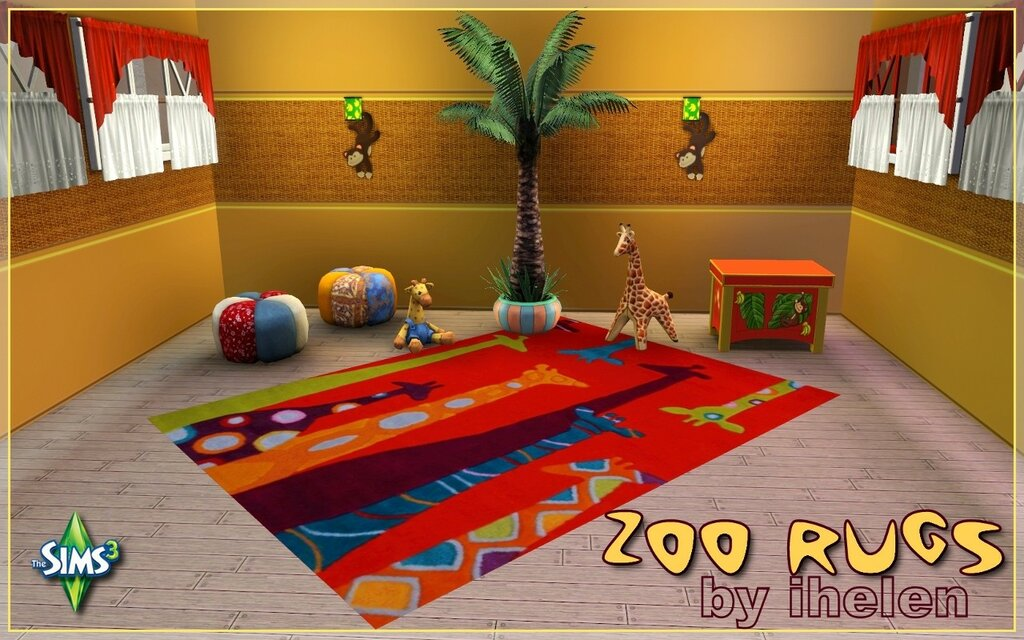 Zoo rugs by ihelen