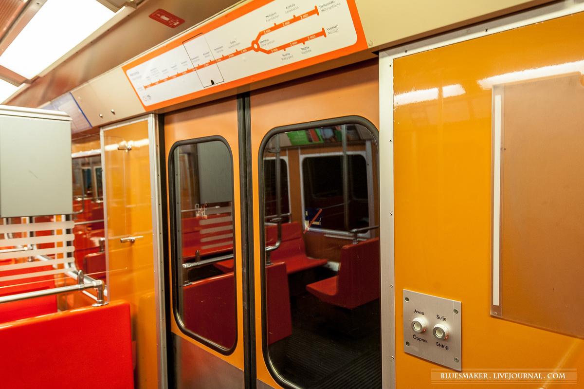 прогрессивная схема питерского метро